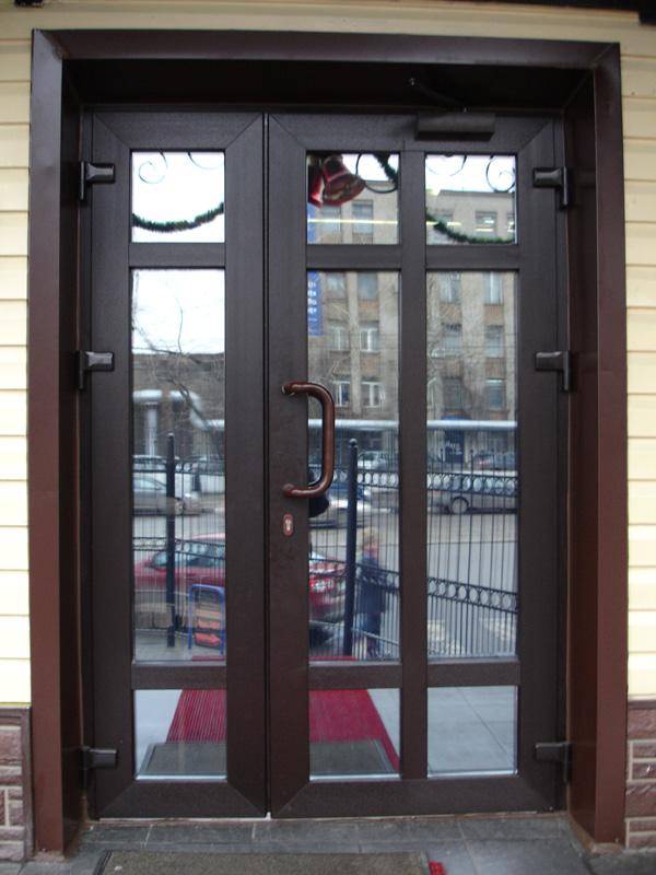 двери пвх входные цены и фото