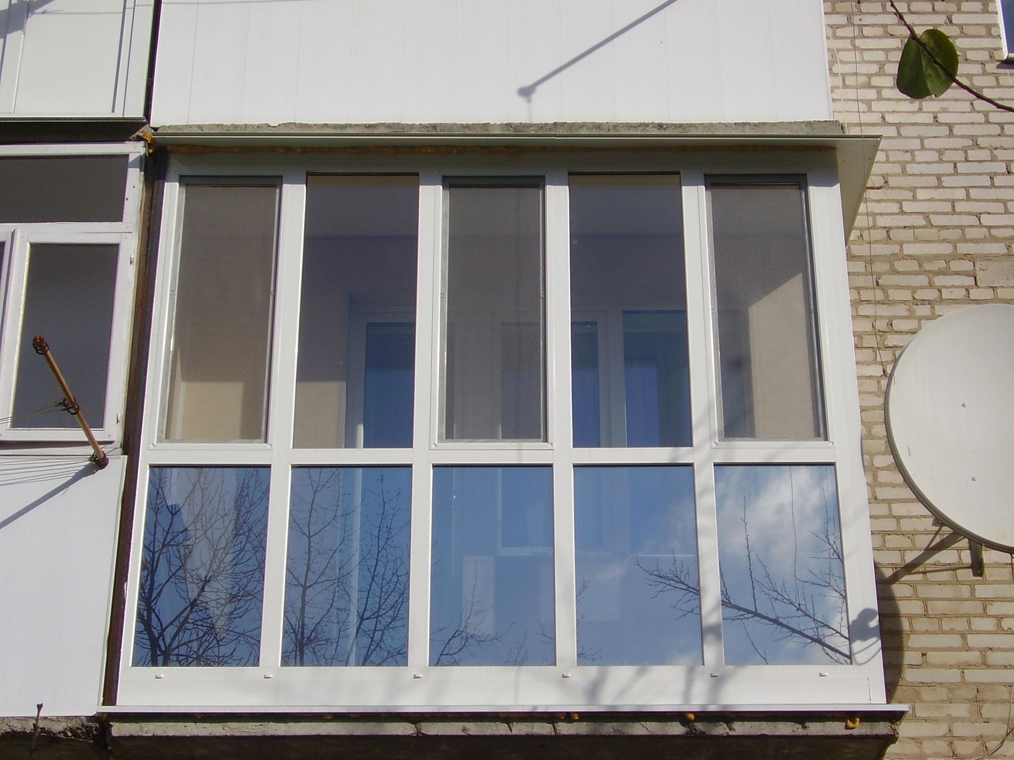 Пластиковые балконы, купить металлопластиковый балкон цена в.