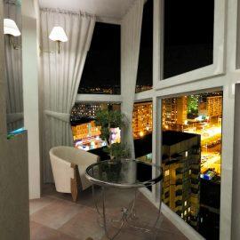 балкон-француз