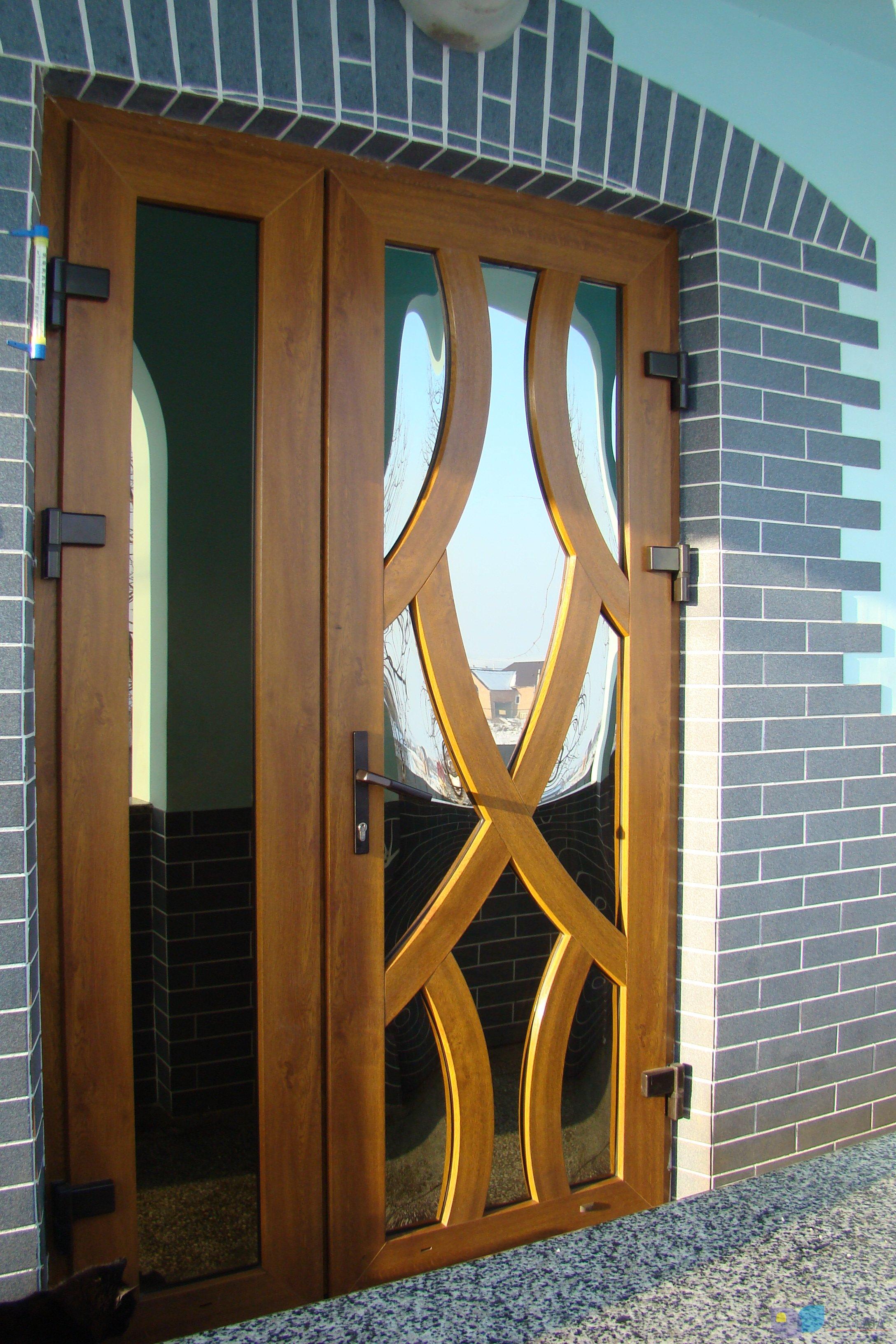 дверь-ламинация