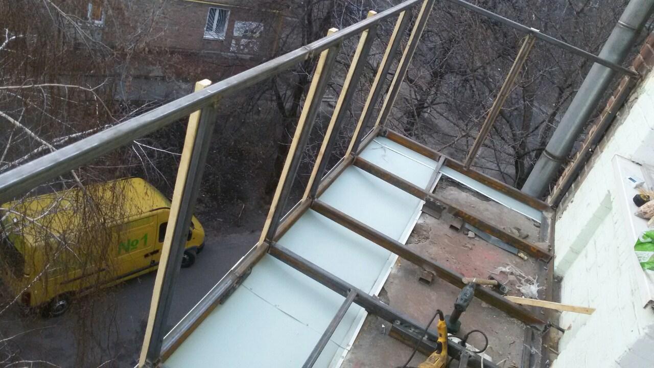 балкон-под-ключ