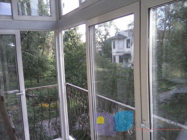 Раздвижные металлопластиковые окна и двери цена киев центр л.