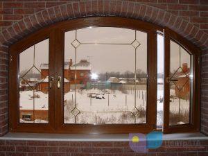 окна со шпросом