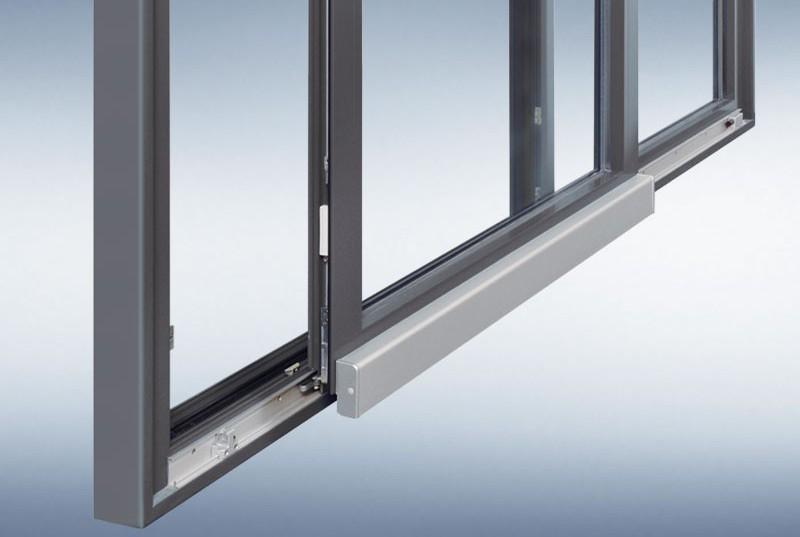 Алюминиевые раздвижные системы и конструкции киев.
