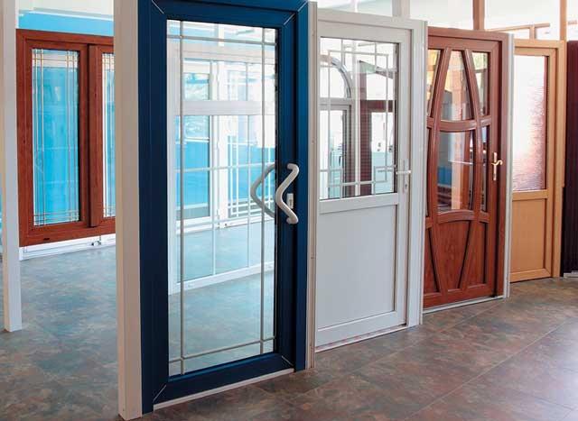 Пластиковые двери gealan народные окна.