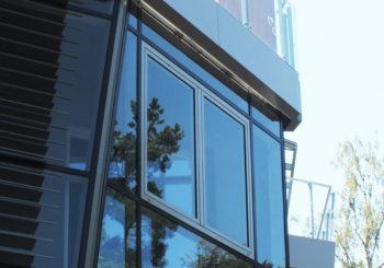 алюминиевые окнам
