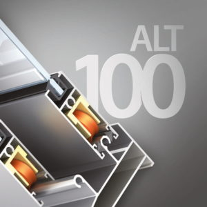 ALT100 раздвижная система